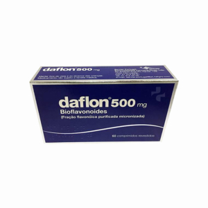 Daflon 500  500 mg x 60 comp rev