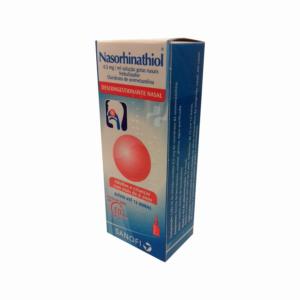 Nasorhinathiol  0 5 mg/mL-15 mL x 1 sol pulv nasal