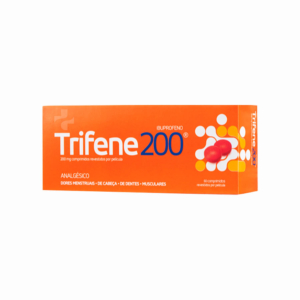 Trifene  200 mg x 20 comp rev